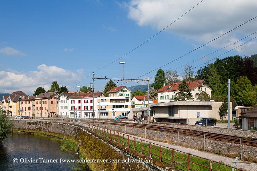 "Bahnhof ""Couvet"""