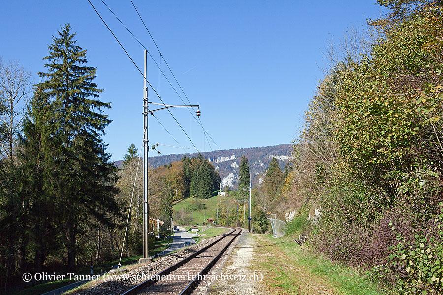 """Bahnhof """"Crémines-Zoo"""""""