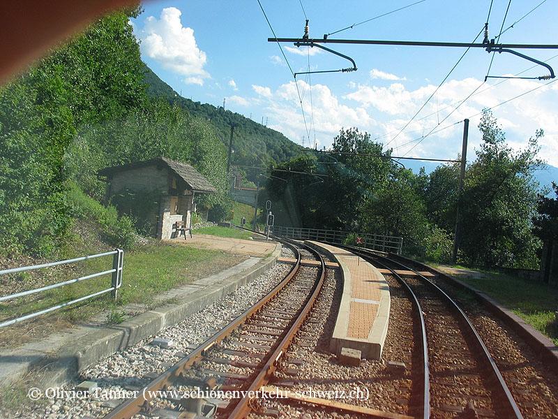 "Bahnhof ""Creggio"""