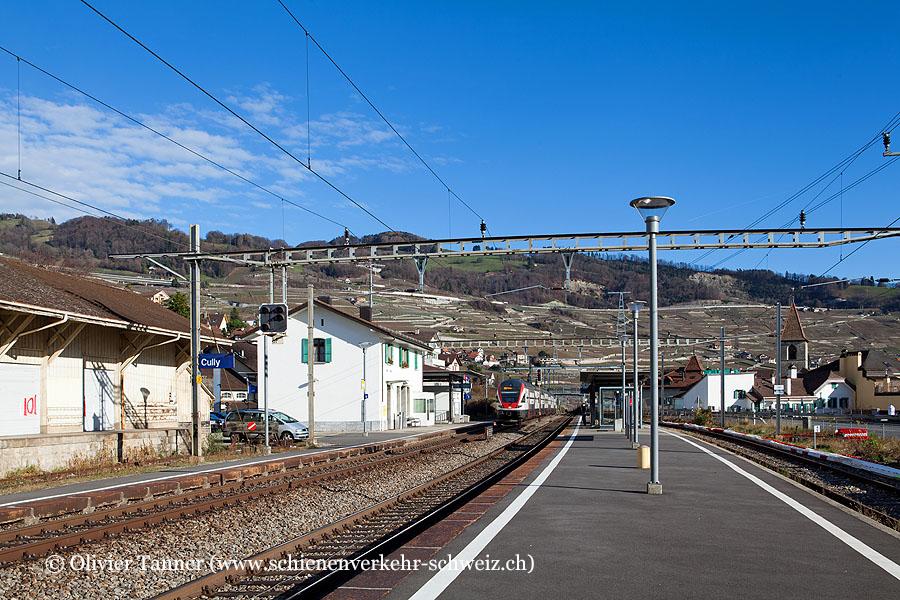 "Bahnhof ""Cully"""