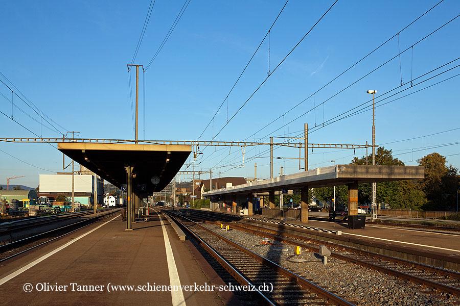 """Bahnhof """"Däniken"""""""