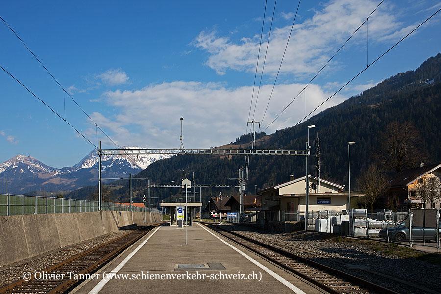 """Bahnhof """"Därstetten"""""""