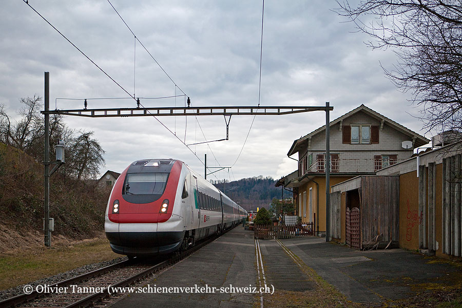 "Bahnhof ""Dättwil"""