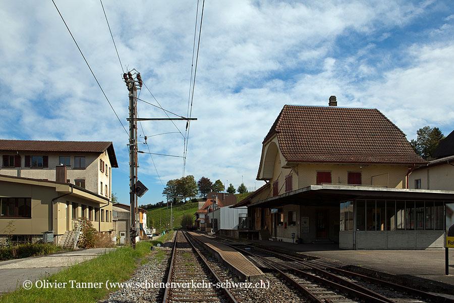 """Bahnhof """"Dürrenroth"""""""