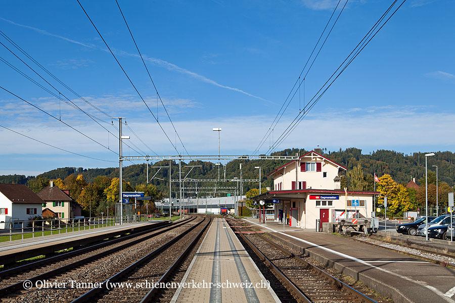 """Bahnhof """"Dagmersellen"""""""