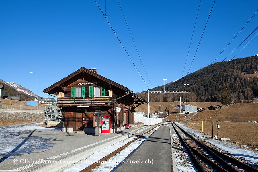 "Bahnhof ""Davos Frauenkirch"""