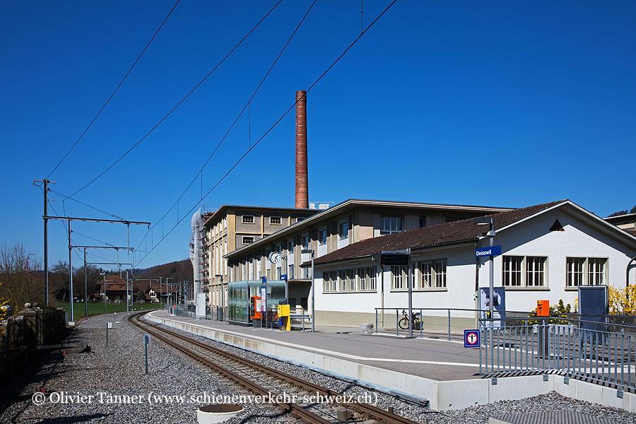"Bahnhof ""Deisswil"""