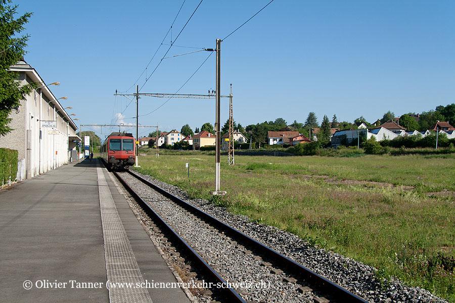 """Bahnhof """"Delle"""""""