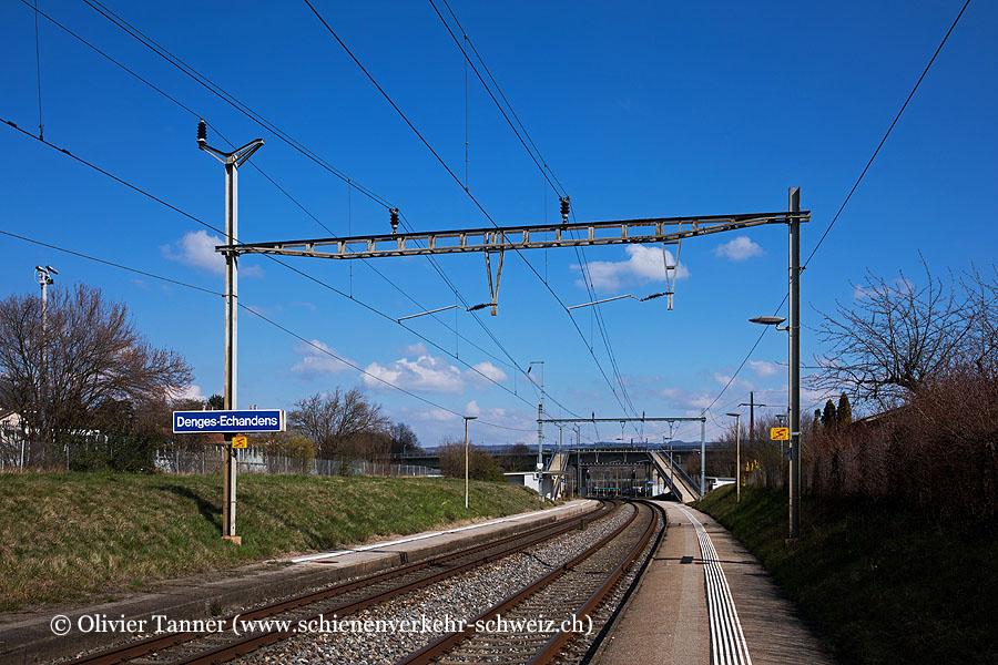 "Bahnhof ""Denges-Echandens"""