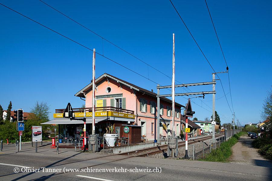 """Bahnhof """"Derendingen"""""""