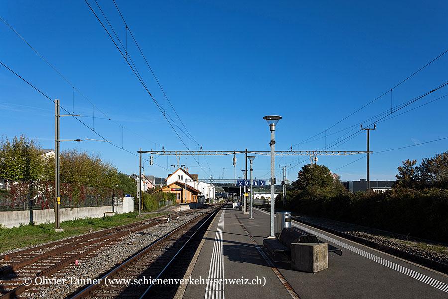 """Bahnhof """"Dielsdorf"""""""