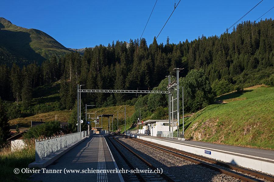 "Bahnhof ""Dieni"""