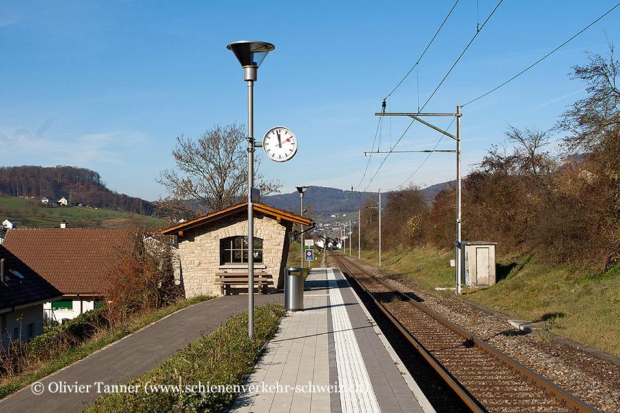 """Bahnhof """"Diepflingen"""""""