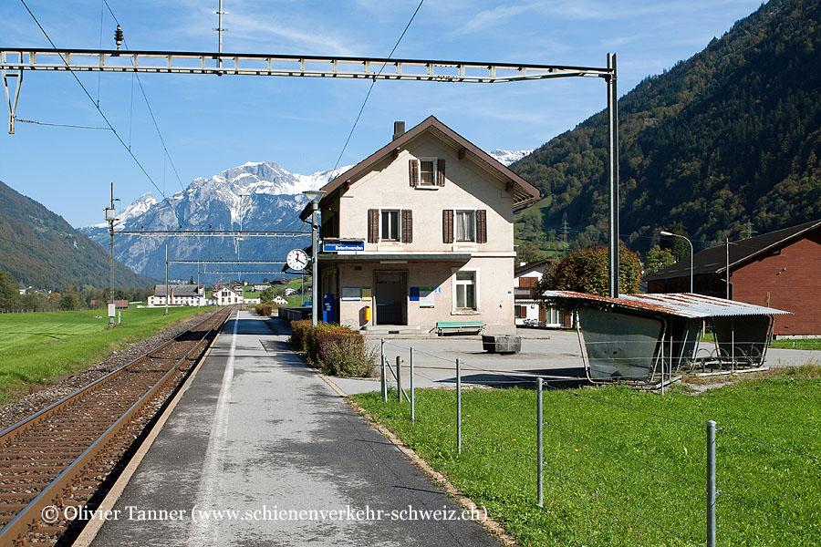 """Bahnhof """"Diesbach-Betschwanden"""""""