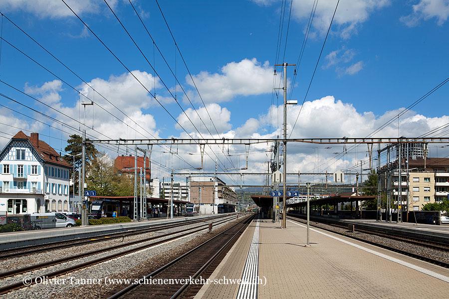 "Bahnhof ""Dietikon"""