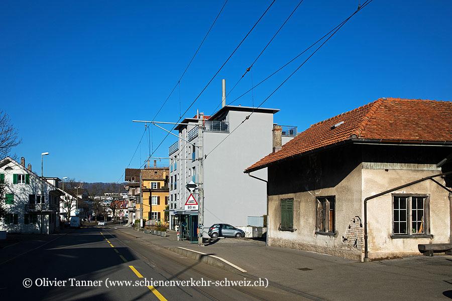 """Bahnhof """"Dietikon Schöneggstrasse"""""""