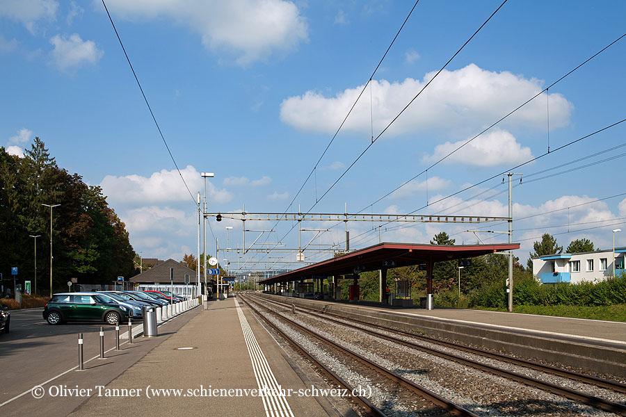 """Bahnhof """"Dietlikon"""""""