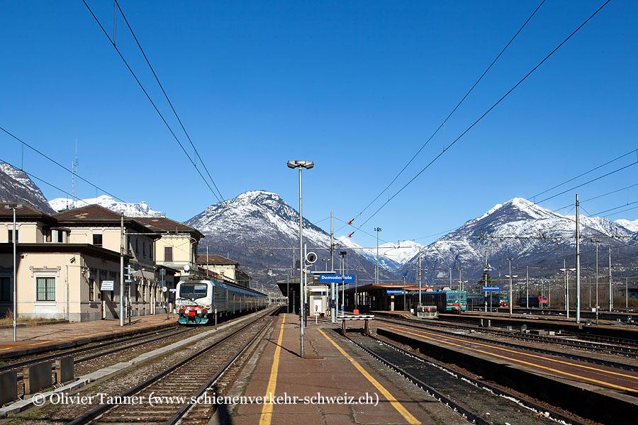 """Bahnhof """"Domodossola"""""""