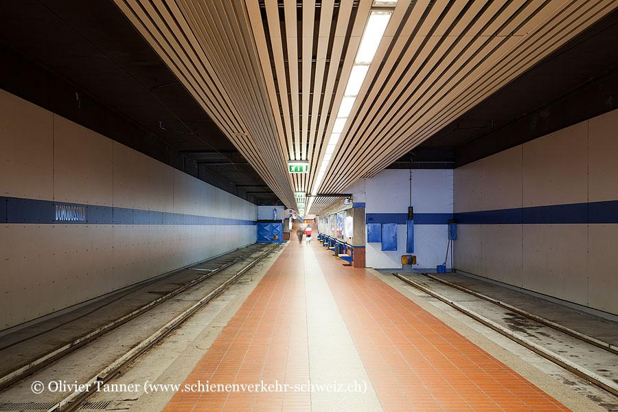 """Bahnhof """"Domodossola SSIF"""""""