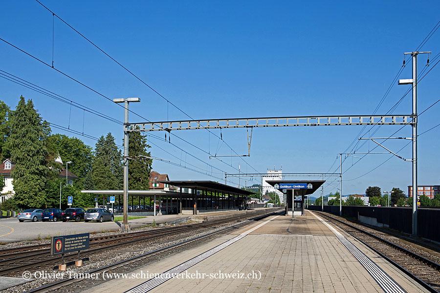 """Bahnhof """"Dottikon-Dintikon"""""""