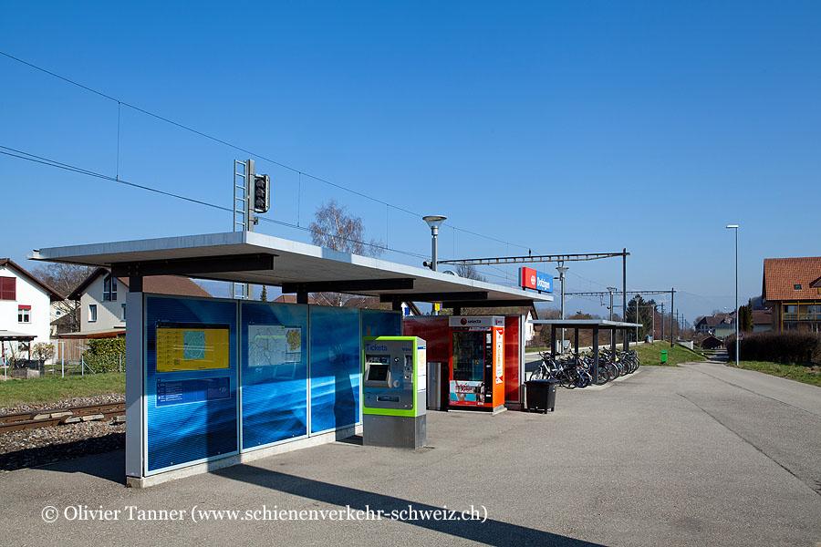 """Bahnhof """"Dotzigen"""""""