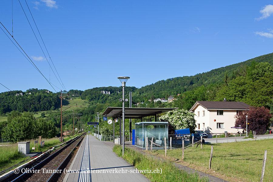 """Bahnhof """"Duggingen"""""""