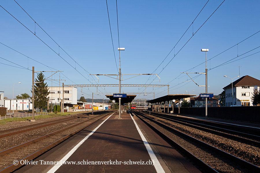 """Bahnhof """"Dulliken"""""""