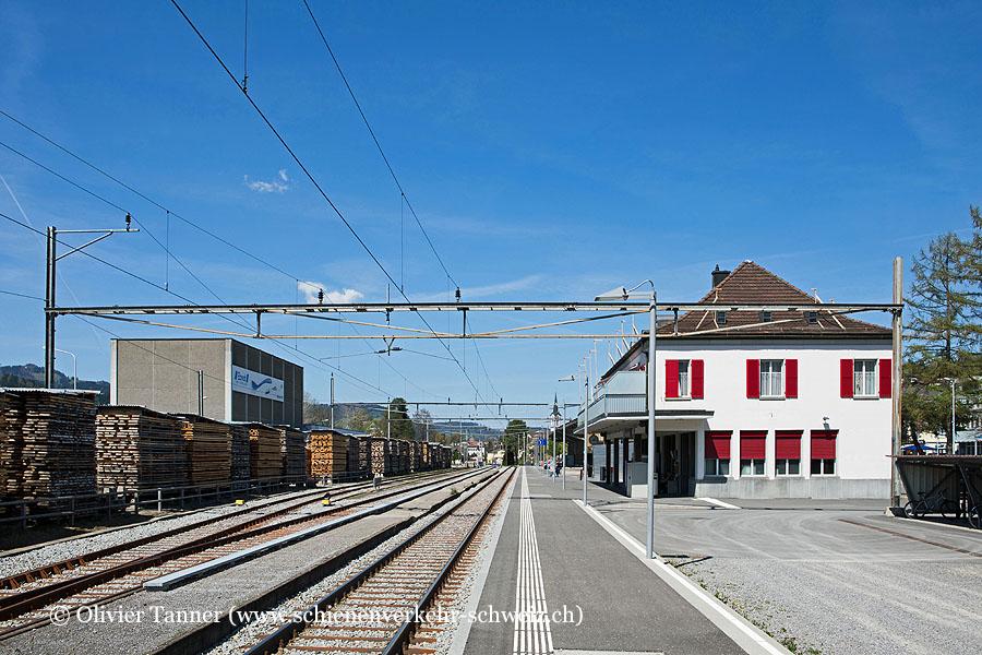 """Bahnhof """"Ebnat-Kappel"""""""