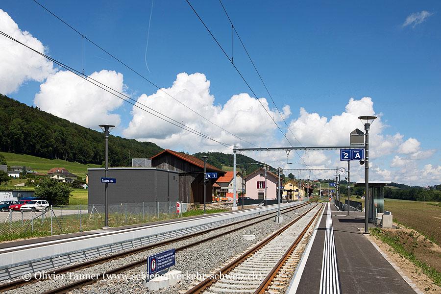 "Bahnhof ""Ecublens-Rue"""
