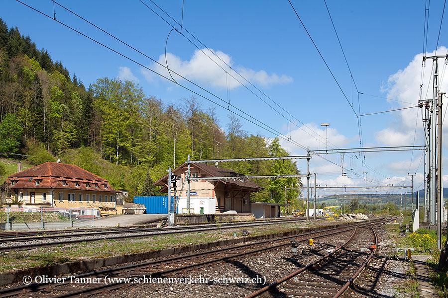 "Bahnhof ""Effingen"""