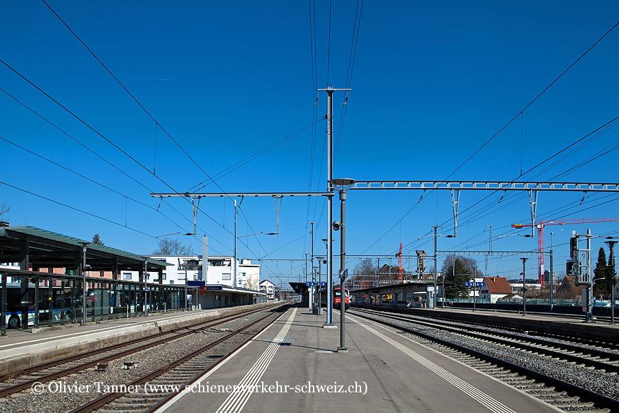 "Bahnhof ""Effretikon"""