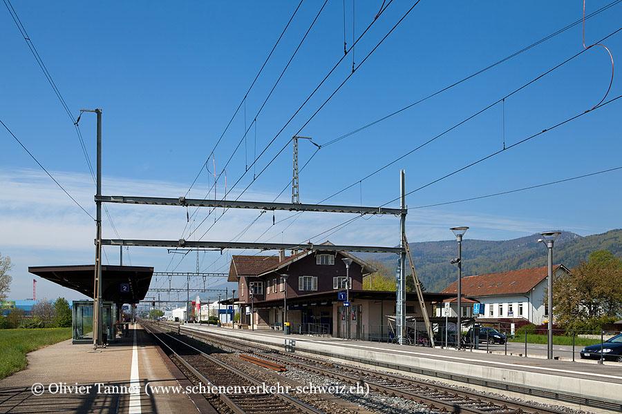 """Bahnhof """"Egerkingen"""""""