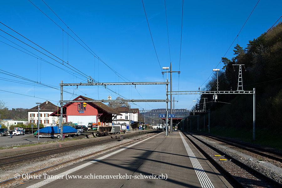 "Bahnhof ""Eglisau"""