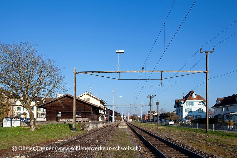 """Bahnhof """"Egnach"""""""