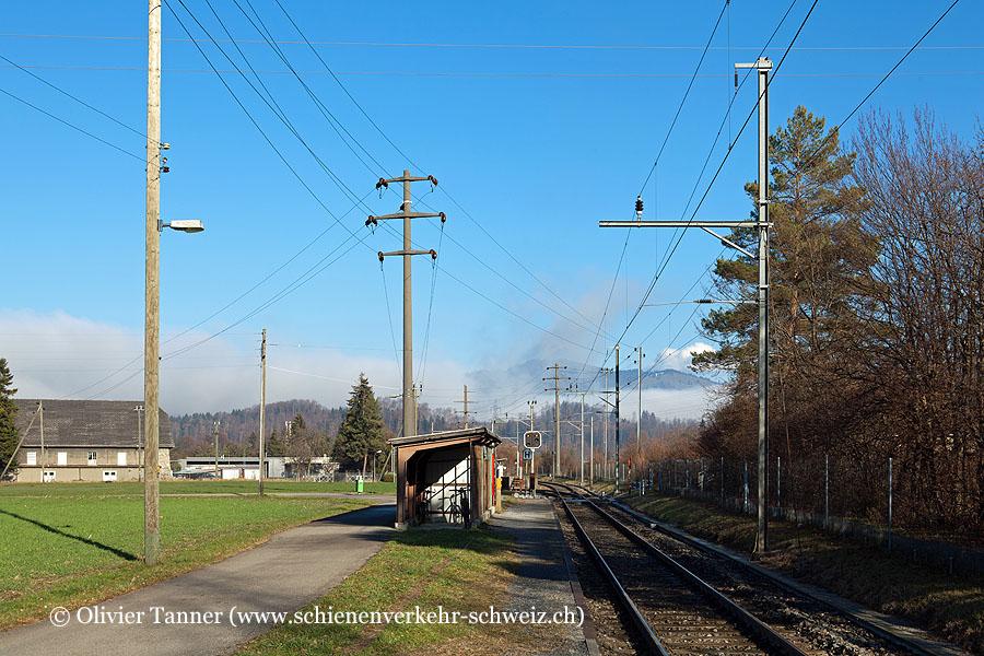 """Bahnhof """"Eifeld"""""""