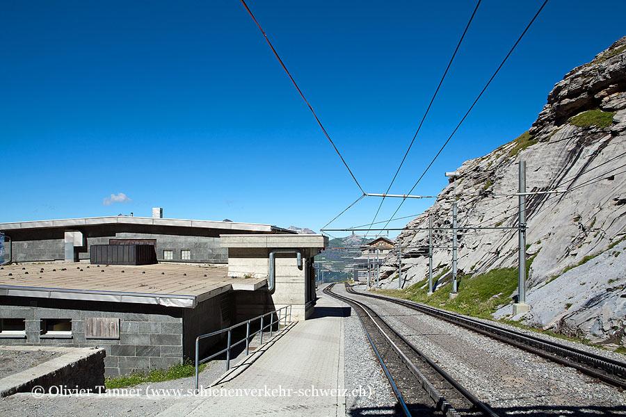 """Bahnhof """"Eigergletscher"""""""