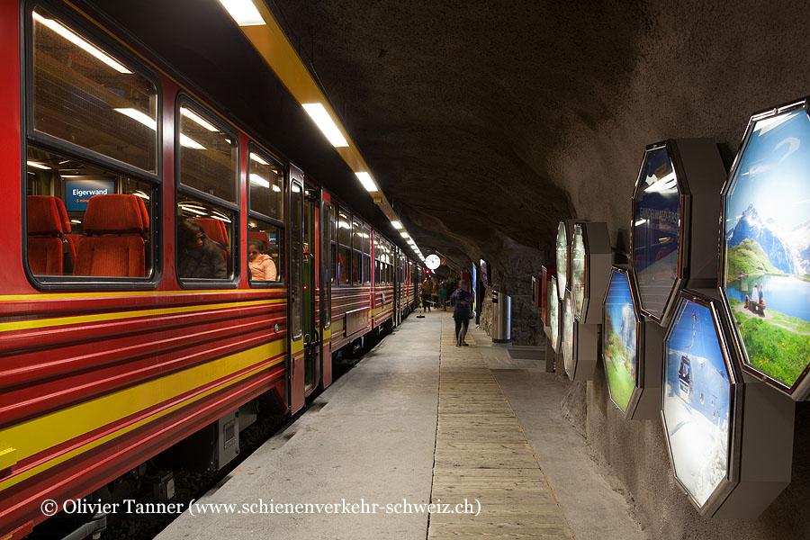 """Bahnhof """"Eigerwand"""""""