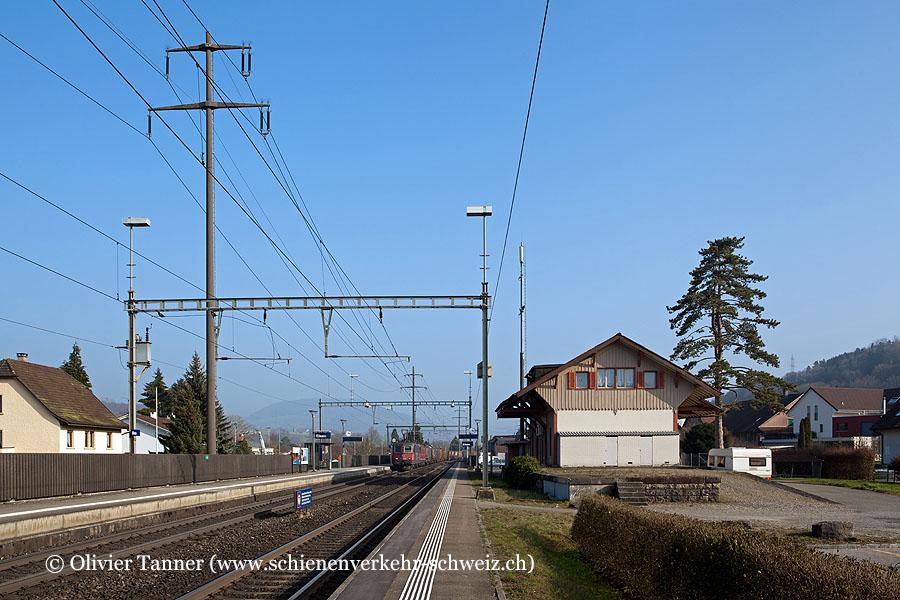"""Bahnhof """"Eiken"""""""