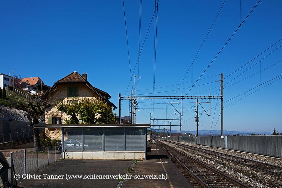 """Bahnhof """"Einigen"""""""