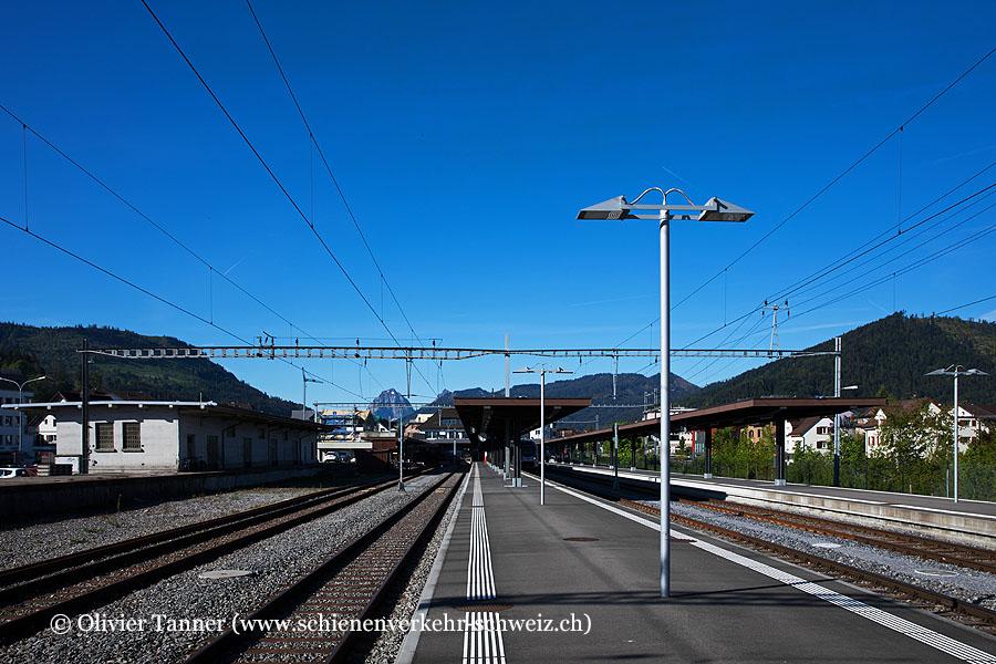 """Bahnhof """"Einsiedeln"""""""