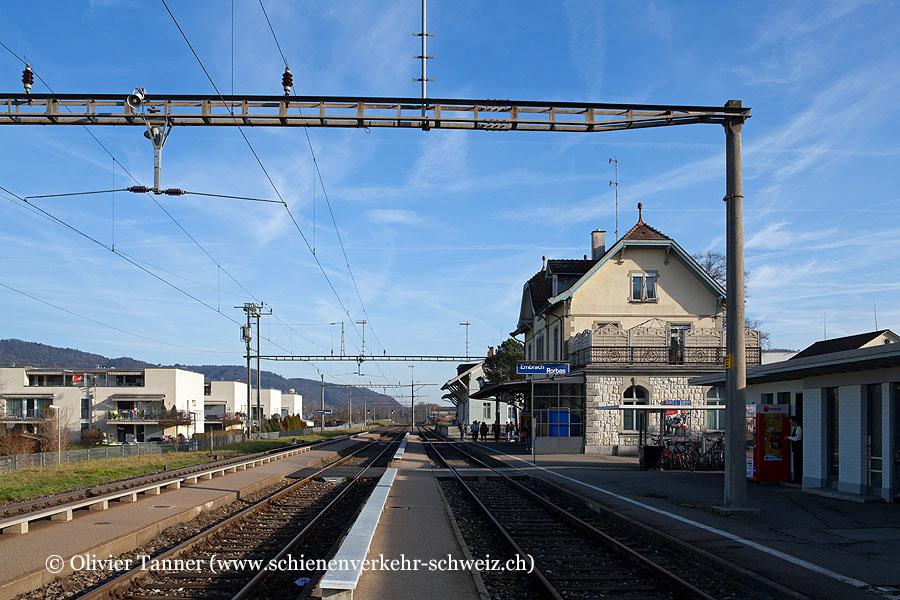 """Bahnhof """"Embrach-Rorbas"""""""
