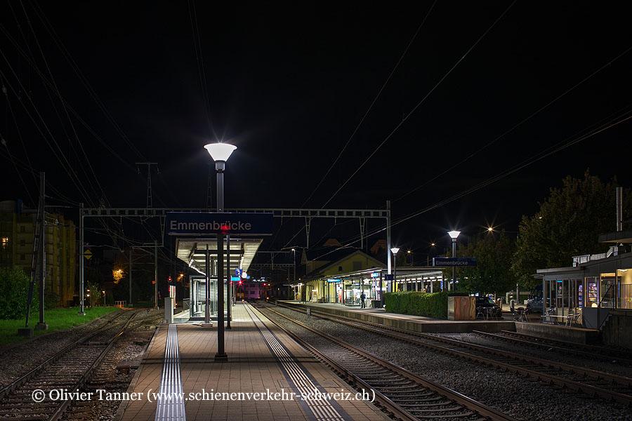 """Bahnhof """"Emmenbrücke"""""""