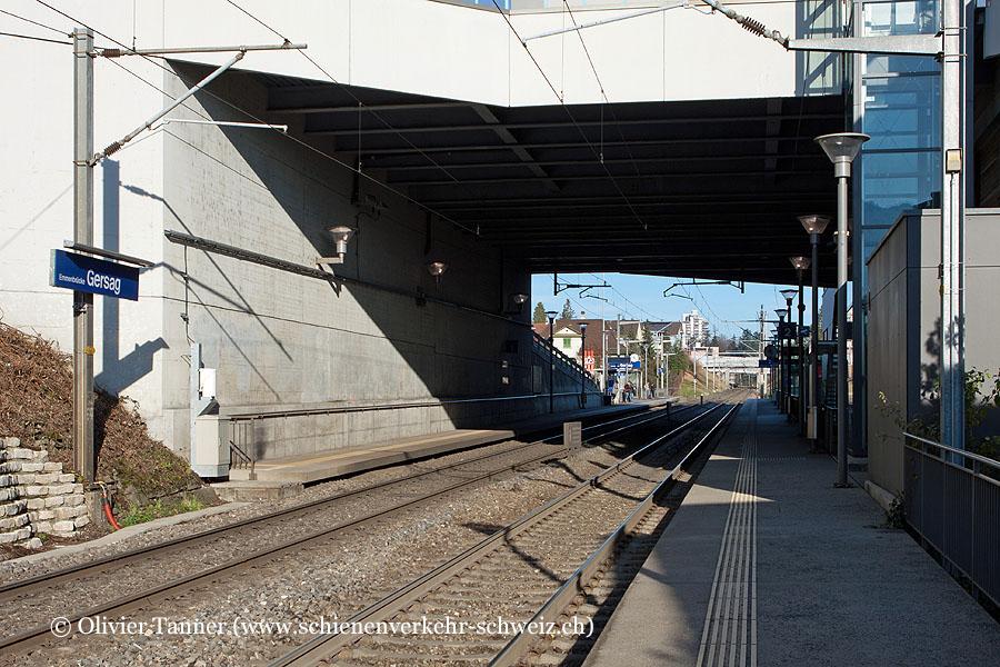"""Bahnhof """"Emmenbrücke Gersag"""""""