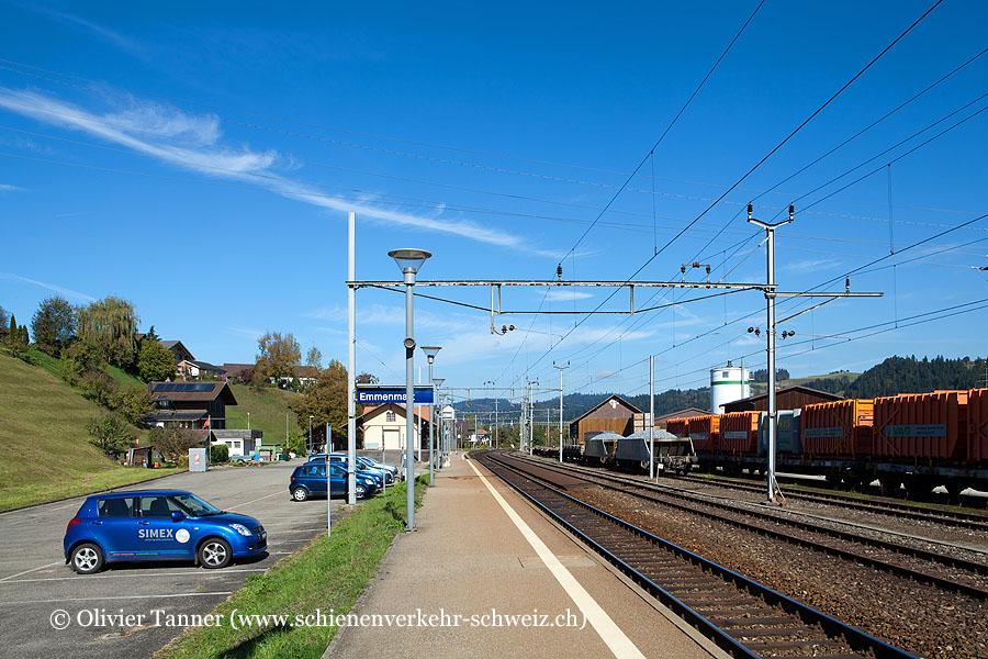 """Bahnhof """"Emmenmatt"""""""