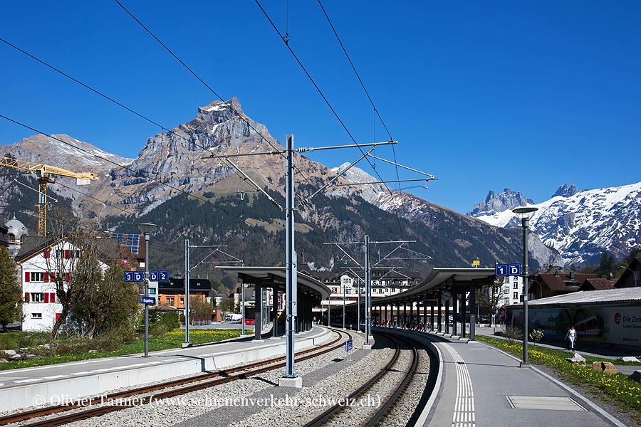 """Bahnhof """"Engelberg"""""""