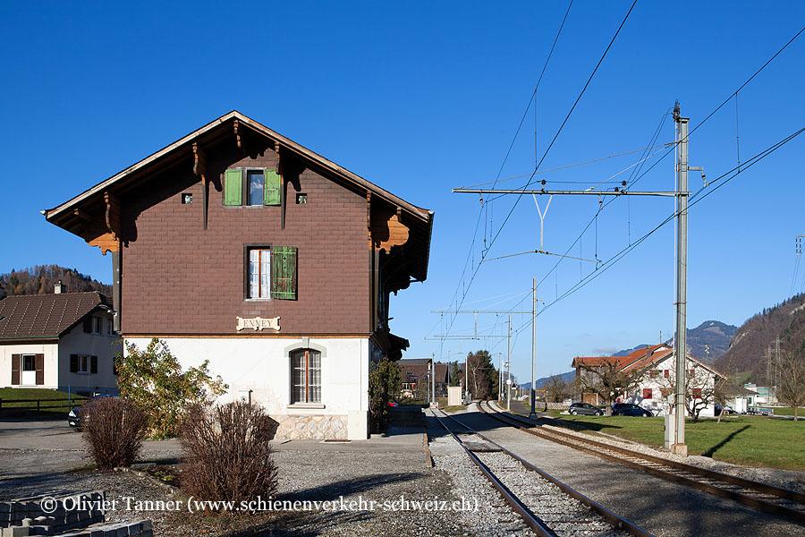 "Bahnhof ""Enney"""