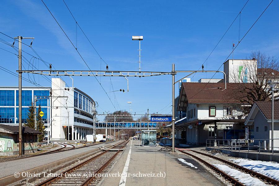 "Bahnhof ""Entlebuch"""