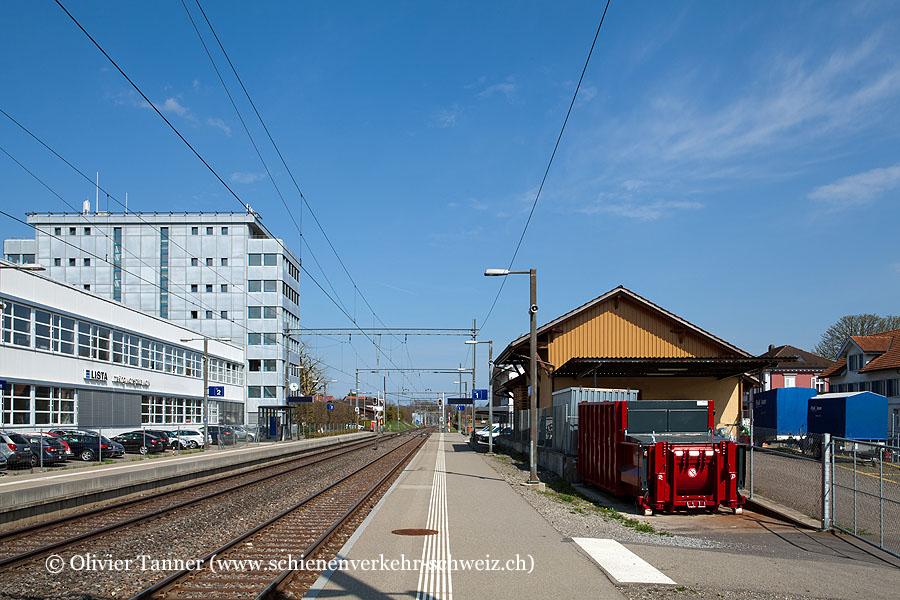 """Bahnhof """"Erlen"""""""