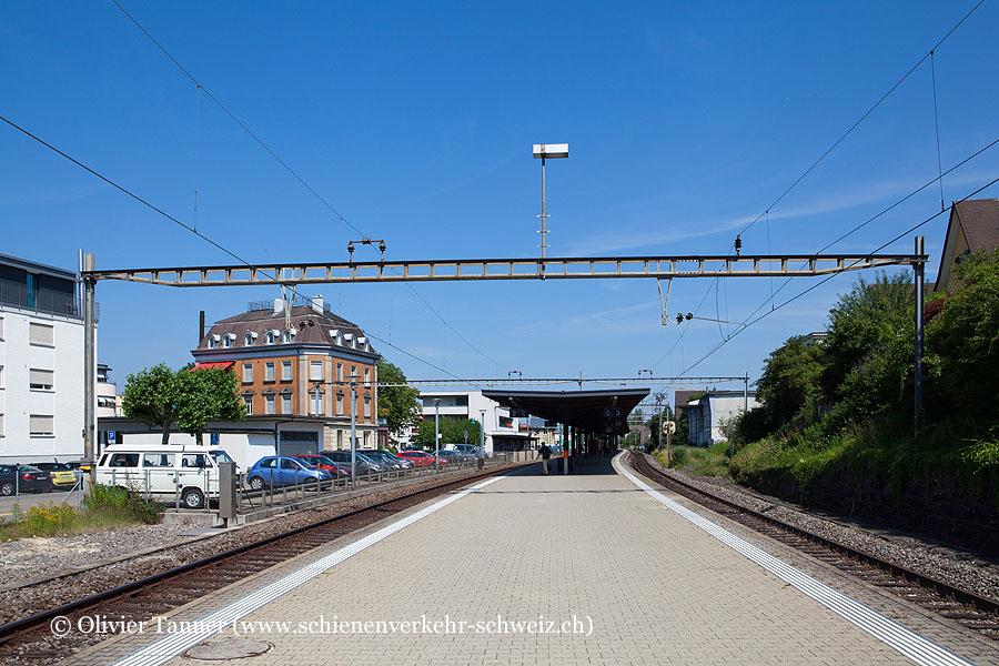 "Bahnhof ""Erlenbach ZH"""