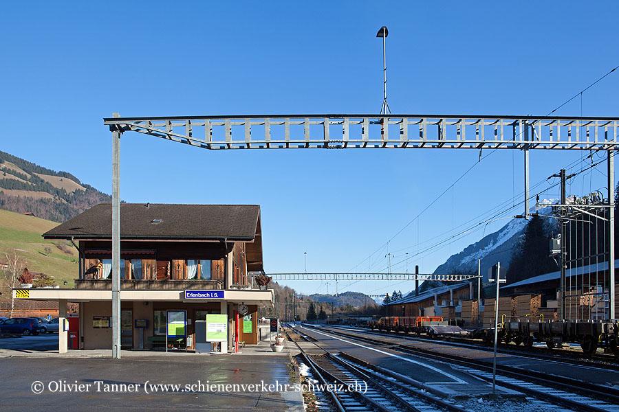 "Bahnhof ""Erlenbach im Simmental"""